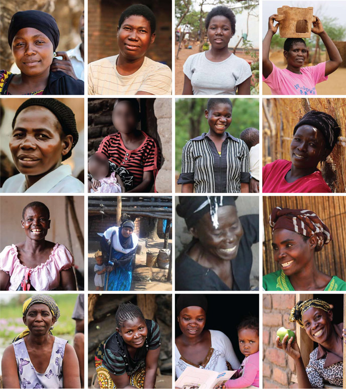 16 Days of Action Against Gender Based Violence Malawi Photo Exhibition