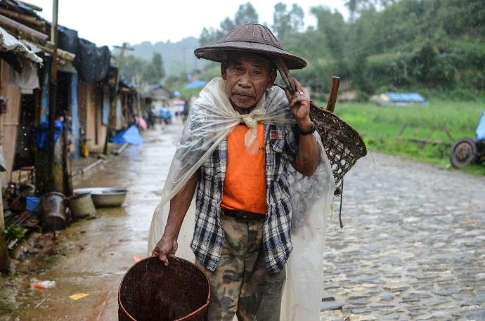 IDPs in Myanmar