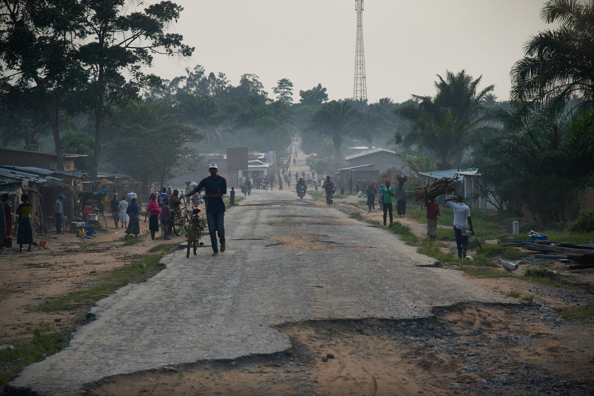 Violence in DRC