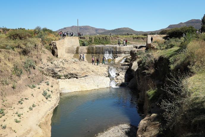 Water Ethiopia Reservoir