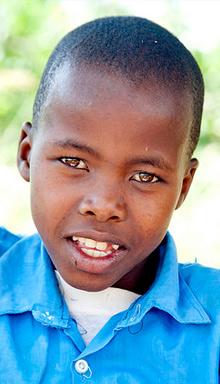 Amos from Kenya