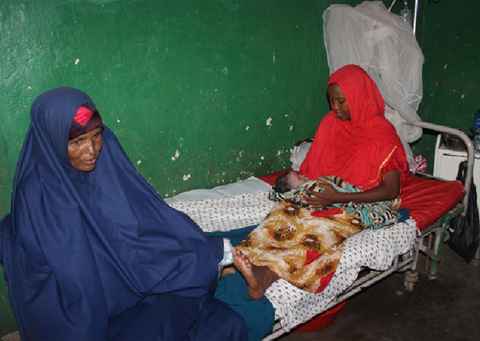 Binta Ibrahim Somalia