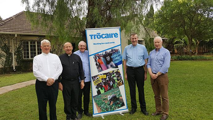 Bishops delegation to Zimbabwe
