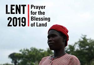 Lent 2019 Trocaire - Land Blessing