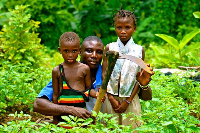 Bryan Sierra Leone
