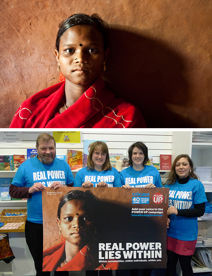 Take action to empower isolated communities this Lent