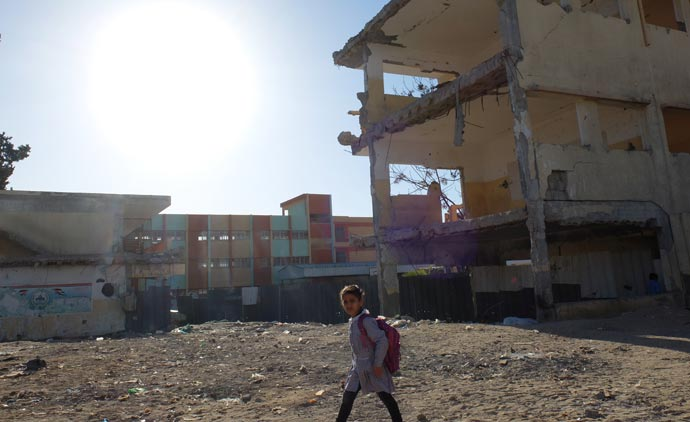 Gaza: Reconstruction slow in highly pressurised environment