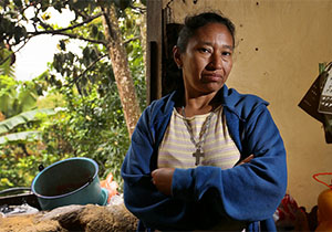 human rights defender: consuelo