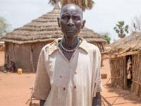 Mary Akoye, South Sudan