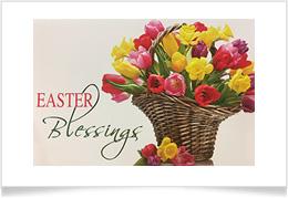 Trócaire Easter card