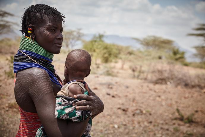 Kenyan drought