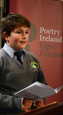 Get Involved with our Poetry Competition