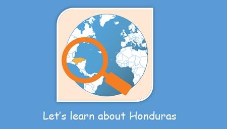 Honduras - Junior Primary Slideshow
