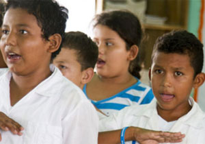 honduras lent education resources