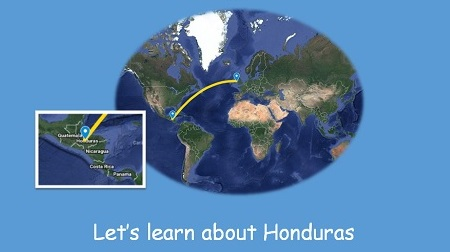 Honduras - Senior Primary Slideshow