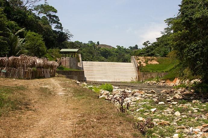 Hydroelectric Dam Omoa
