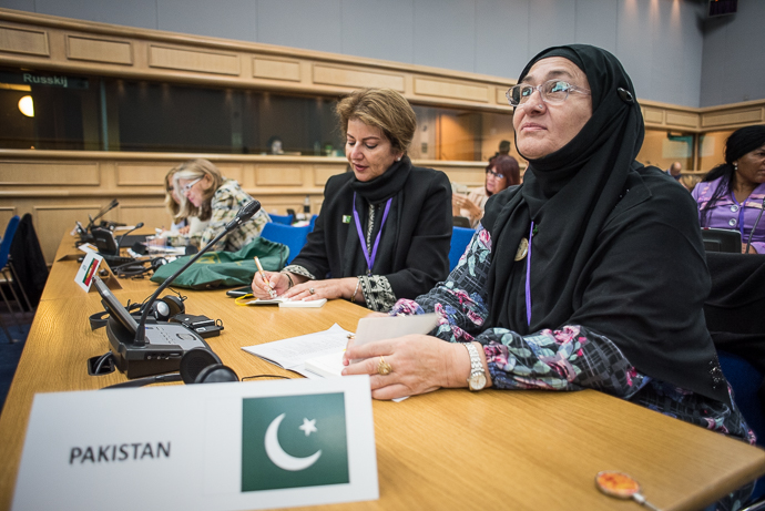 Delegates from Pakistan