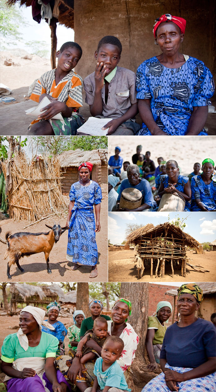 Communities in Malawi