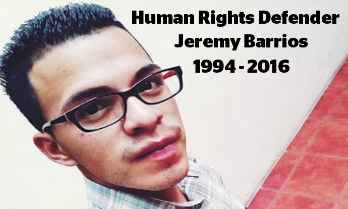 Jeremy Barrios