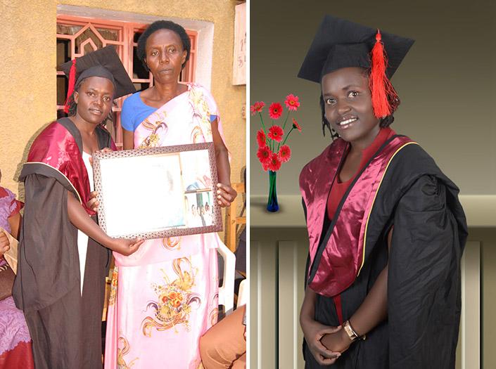 Josienne Graduation Photos 2015