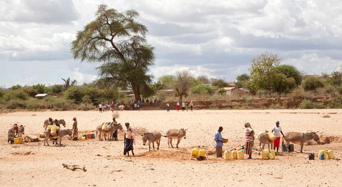 Kitui, Kenya, 2010