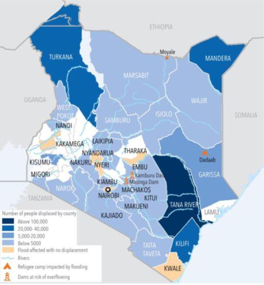Kenya floods