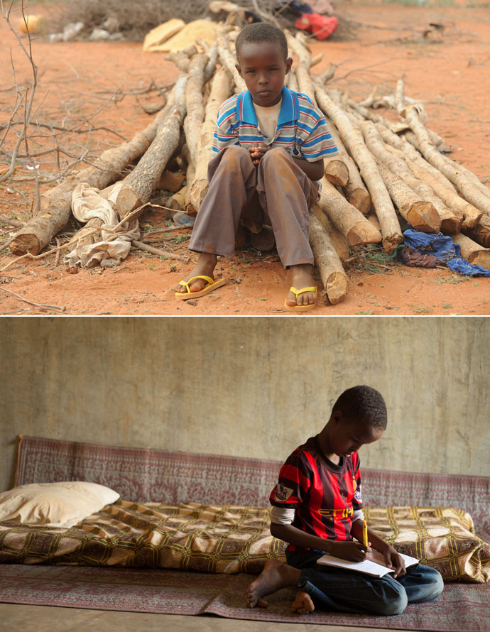 lent 2009 kahlid trocaire somalia