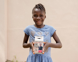 Kumba from Sierra Leone