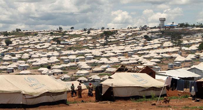 mahama refugee camp in rwanda