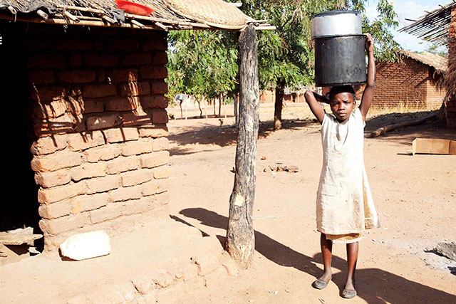 Enestina from Dedza, Malawi