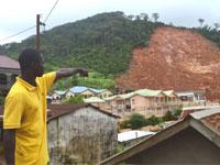 mudslide freetown