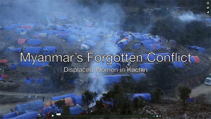 Myanmar's Forgotten Conflict