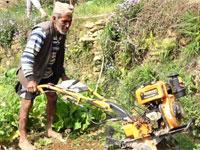 Farmer Bhawanatha Paudel, Nepal