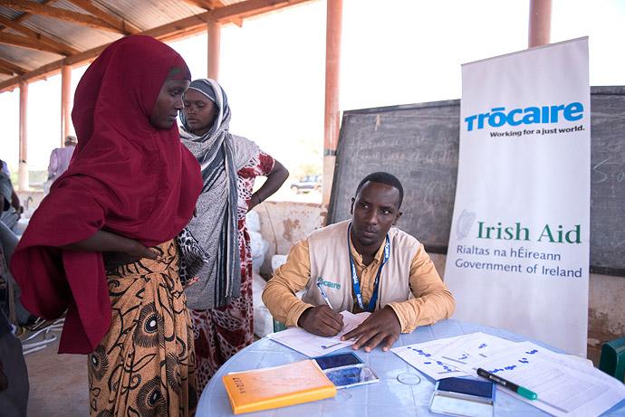 Overseas aid committment increase