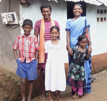 Paraja family