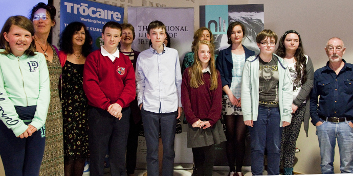trocaire poetry ireland competition winner 2014