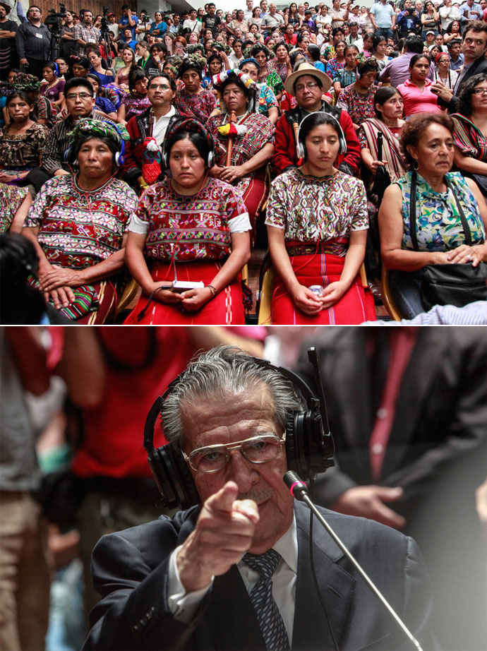 Rios Montt Guatemala trial