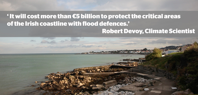 Robert Devoy climate scientist quote