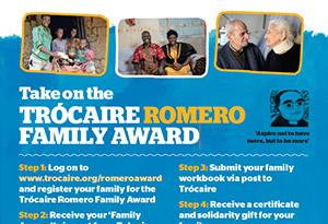 Trócaire Romero Family Award