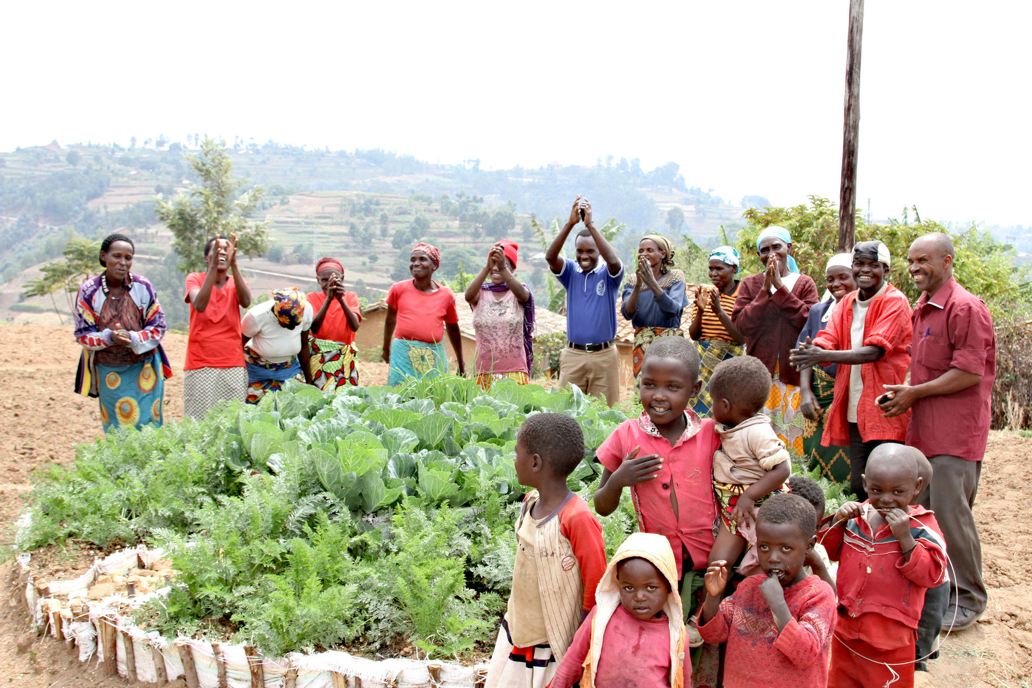 Rwanda food