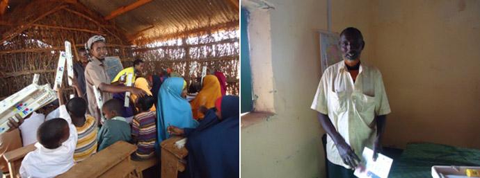 somalia education teacher interview