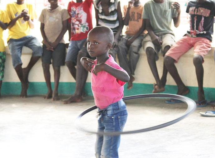 Street kids Lodwar