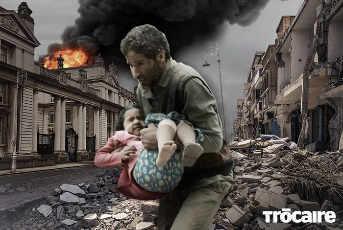 Syria - Take action today