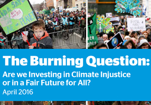 The Burning Question Policy Briefing