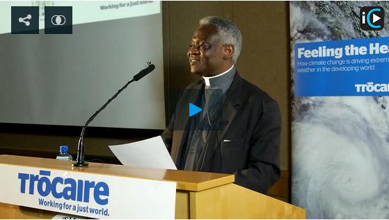 Cardinal Turkson's Lenten Lecture 2015