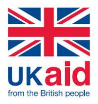 UK Aid logo