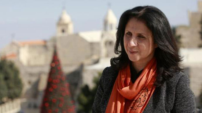 Vera Baboun, Mayor of Bethlehem
