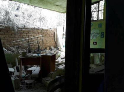 Womens Now centre destroyed