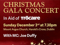 Trocaire christmas gala concert