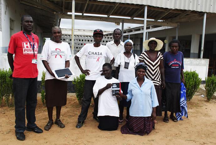 hiv activists zimbabwe